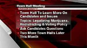 Town Hall Meeting in Jackson County Informs Voters [Video]