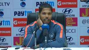 India vs West Indies 2018 : Umesh Yadav Also Upset With Quality Of SG Ball [Video]
