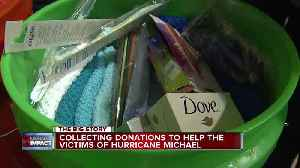 Local organization taking supplies to victims of Hurricane Michael [Video]