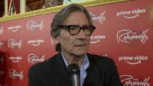 Griffin Dunne Goes To Mexico City For A Shoot [Video]
