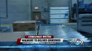 Walmart's online grocery delivery coming to Tucson [Video]