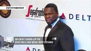 50 Cent Has A Lot More Than That Now [Video]