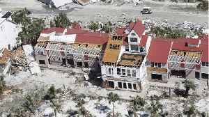 News video: Hurricane Death Toll Rises To At Least 13
