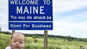 5-Month-Old Harper Yeats Will Be Youngest Person To Visit All 50 States [Video]
