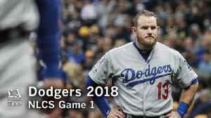 The Dodgers lose Game 1 of the NLCS [Video]