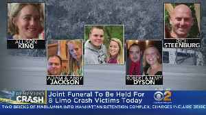 Funeral Services For Limo Crash Victims [Video]