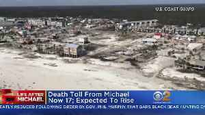 Hurricane Michael Death Toll Up To 17 [Video]