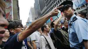 Hong Kong's Crackdown On Dissent Continues [Video]