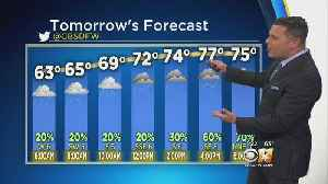 Scott Padgett's Weather Update [Video]