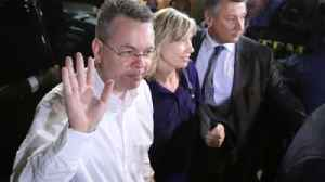 US pastor Brunson on way home [Video]