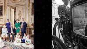 UK Princess Eugenie and Jack Brooksbank release official photos of royal wedding [Video]