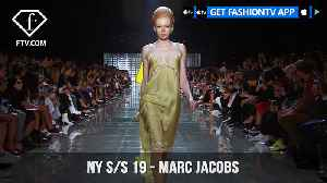 New York Fashion Week Spring/Summer 2019 - Marc Jacobs | FashionTV | FTV [Video]