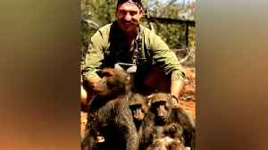 Idaho's commissioner and wife come under fire for safari hunt after sharing pictures [Video]