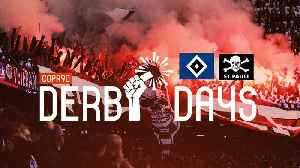DERBYDAYS HAMBURG | THEY BEAT UP THE GOAL KEEPER? [Video]