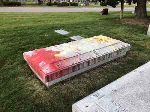 Coors Gravesite Vandalized [Video]