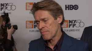 Willem Dafoe Says He Felt Freedom On The Set Of 'At Eternity's Gate' [Video]