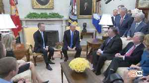 Trump Welcomes Pastor Brunson To The White House [Video]
