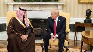 News video: Saudi Arabia Vows Retaliation After Trump's 'Severe Punishment' Warning Over Missing Journalist
