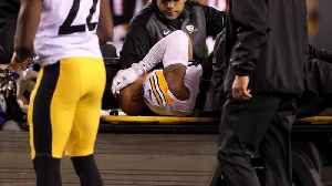 Steelers' Ryan Shazier Walks Into Paul Brown Stadium One Year After Injury [Video]
