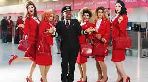 Virgin Atlantic to Launch One-Time Only Pride Flight [Video]