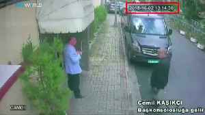 News video: Turkey has recordings of alleged Saudi murder - paper
