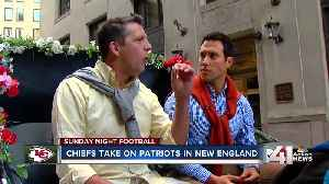 Mick Shaffer, Mike Marusarz break down the Chiefs-Patriots on a carriage ride [Video]