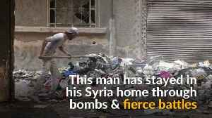 The man who has held out through years of Syria's war [Video]