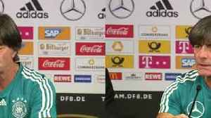 Embattled Loew shrugs off criticism as he prepares for France match [Video]