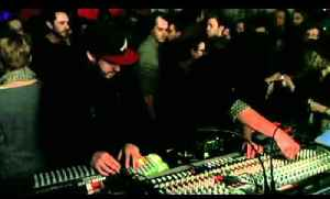 Midnight Operator live in the Boiler Room [Video]