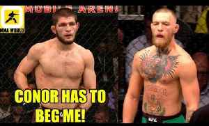 Khabib has to fight Conor McGregor otherwise he'll look like a pussy,Mark Henry on Khabib.Usman [Video]