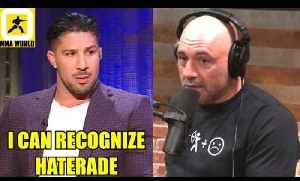 Brendan Schaub should just admit he f--ked up and we can move on,Joe Rogan on Max Holloway [Video]