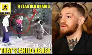 Khabib's Barbaric father forced his son to wrestle bears at a young age?,Longo on Conor,Joe Rogan [Video]