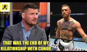 News video: Conor McGregor sent me abusive and threatening message after i said Alvarez will beat him,Iaquinta