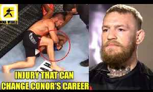 Conor McGregor's career might change forever if he gets in this position with Khabib,Iaquinta [Video]