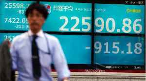Asian Shares Keep Dropping [Video]