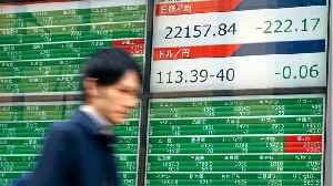Asian Shares Slide Stays Strong [Video]