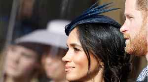 Meghan Markle Is Pregnant! [Video]