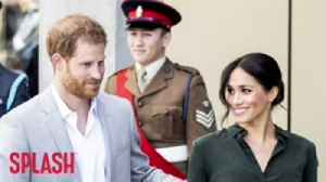 Prince Harry and Duchess Meghan expecting first child