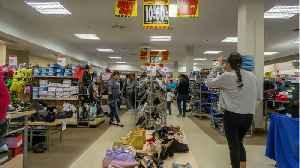 U.S. Retail Sales Rise Modestly [Video]