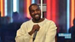 Kanye West Previews New Music From Uganda During Live Stream | Billboard News [Video]