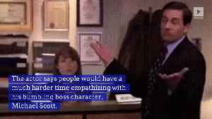 Steve Carell Says 'The Office' Would Not Work Today [Video]