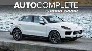 AutoComplete: Porsche isn't stopping at the Taycan, large SUV coming [Video]