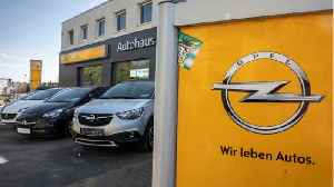 Opel Sites Searched By German Authorities Over Diesel Emissions [Video]