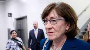 Law Enforcement Investigates Letter Sent To Susan Collins [Video]