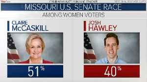 News video: Missouri's Senate race heats up over health care