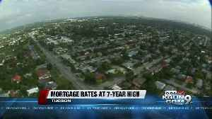 Mortgage rates rise to 7-year high, at 5.05 percent [Video]