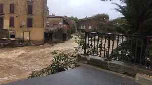 Several Killed in Flash Flooding in France [Video]