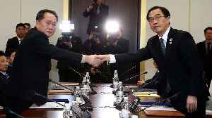 Koreas Move Forward With Plans To Reconnect Roads and Rails [Video]