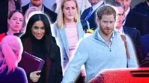 News video: Meghan Markle and Prince Harry Expecting Their First Child
