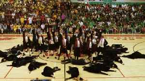 Arizona High School Dance Team Wows Crowd With Harry Potter Routine [Video]